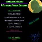 Warrior Night